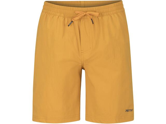 Marmot Allomare Pantalones cortos Hombre, aztec gold